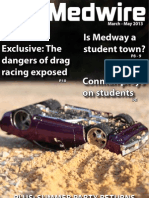 the Medwire March Edition 2013