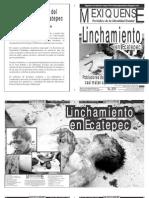 Versión impresa del periódico El mexiquense 14 marzo 2013