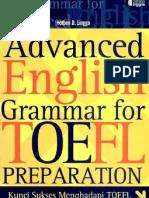 Advanced English Grammar for TOEFL Preparation
