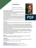 Louis Pasteur Biografia