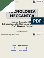 Metrologia a Coordinate