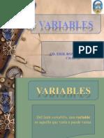 Trabajo de Variables