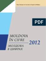 Moldova in Cifre 2012 Rom Rus