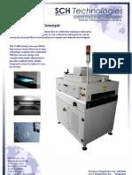 UV200 UV Cure Conveyor
