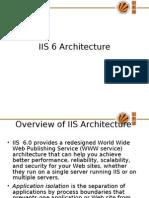 IIS 6 Architecture