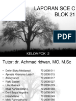 Skenario C Blok 21