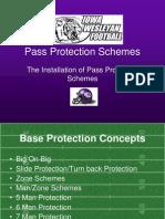 Iowa Wesleyan Pass Protection Schemes