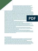 Transformasi Struktur Perekonomian