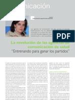 Agencias de Comunicacion de Salud Farmespañafeb09