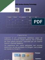 Apresentação de leitura de componentes