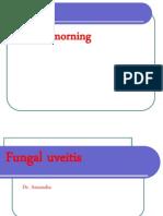 Fungal Uveitis