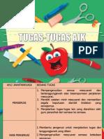 TUGAS-TUGAS AJK