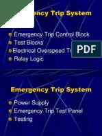 2.Emergency Trip System