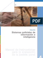 Police Information and Intelligence Systems Spanish