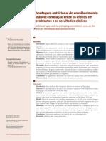 2011, Addor FAS, Abordagem nutricional do envelhecimento cutâneo