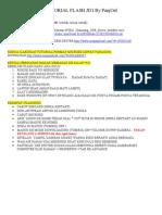 Tutorial Flash Firmware Jd1