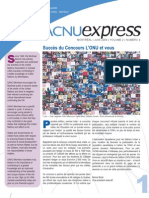 ACNUExpress Vol.2 No.4 - Juin 2004