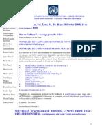 ACNUExpress Vol.3 No.4 - Du 16 Au 29 février 2008