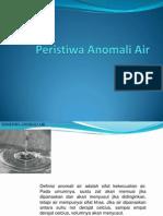 Peristiwa Anomali Air