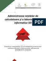 Manual Curs 1 - Administrarea Lab SEI