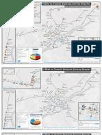 Greater Philadelphia Bike to Transit Parking Needs - Survey Result Maps