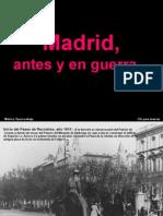 Bf 611 Madrid Antes y en Guerraj Diaz