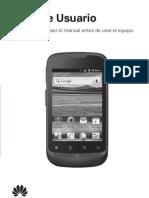 Huawei u8667 User Manual%28v100r001 01%2ces%2cnii%2cgeneral Version%29(1)