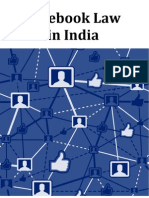 Facebook Law in India