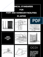 Technical Standards for Port and Harbour Facilities in Japan, 1991