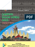 Lampung Dalam Angka 2010