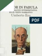 Eco - Prologo a Lector in Fabula