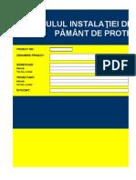 31768247 Calculator Priza de Pamant Excel 3003