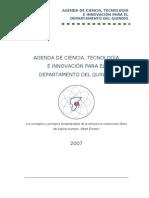 Agenda de Ciencia y Tecnologia Quindio