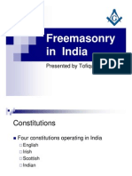Freemasonry in India - Fatehi