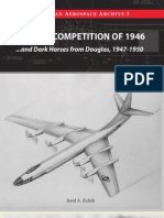 The B-52 Competition of 1946…and Dark Horses from Douglas, 1947-1950
