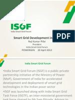 Smart Grid Development in Indiaelopment in India
