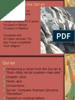 Quran Powerpoint