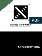 Presentación de Paisaje Transversal para «¿Qué papel para l@s arquitect@s?»