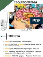 Esquizofrenias y Otras Psicosis