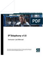 Cisco IP Telephony Learning Guide