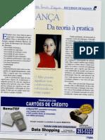 Artigo Revista o Lojista Cdl - 01