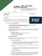 Tax Estate Tax