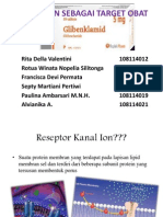 Kanal Ion K+ Glibenklamid