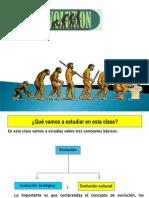 Concepto de Evolucion