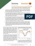 The Latvian Economy, February 27, 2013