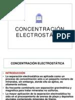 Concentracion.Electrostatica