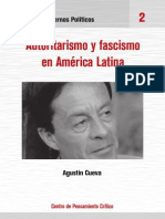 Autoritarismo y fascimo en América Latina