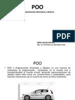 Introduccion a La Poo