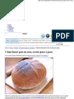 Cómo hacer pan en casa, rec...pdf