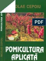 Nicolae Cepoiu Pomicultura Aplicata